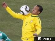 WM 2010: Brasilien - Elfenbeinküste - Mit dem Arm Gottes