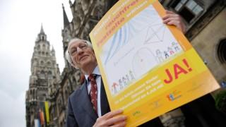 Plakat für Rauchverbot in Bayern vorgestellt