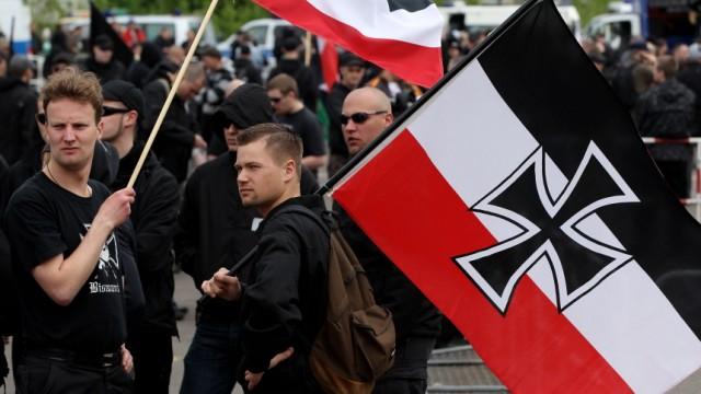 Berlin May Day Demonstrations