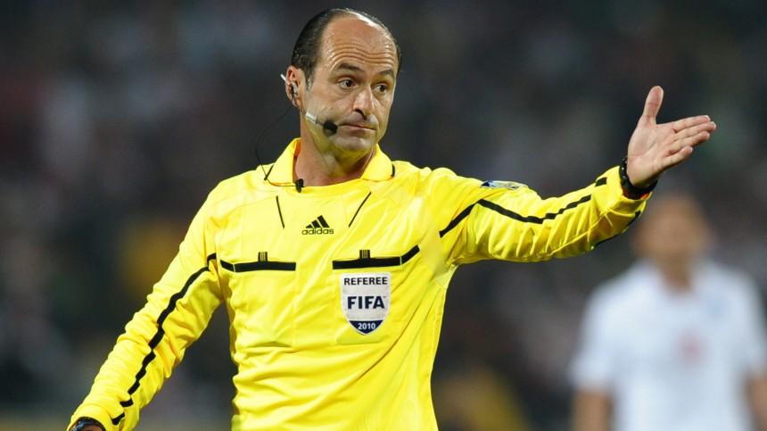 Fußball-WM WM 2010: Schiedsrichter