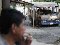 13 Tote bei Überfällen auf Busse in El Salvador