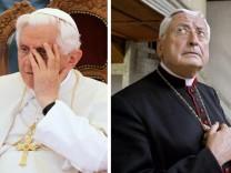 Fall Mixa führt zu massiver Kritik am Papst