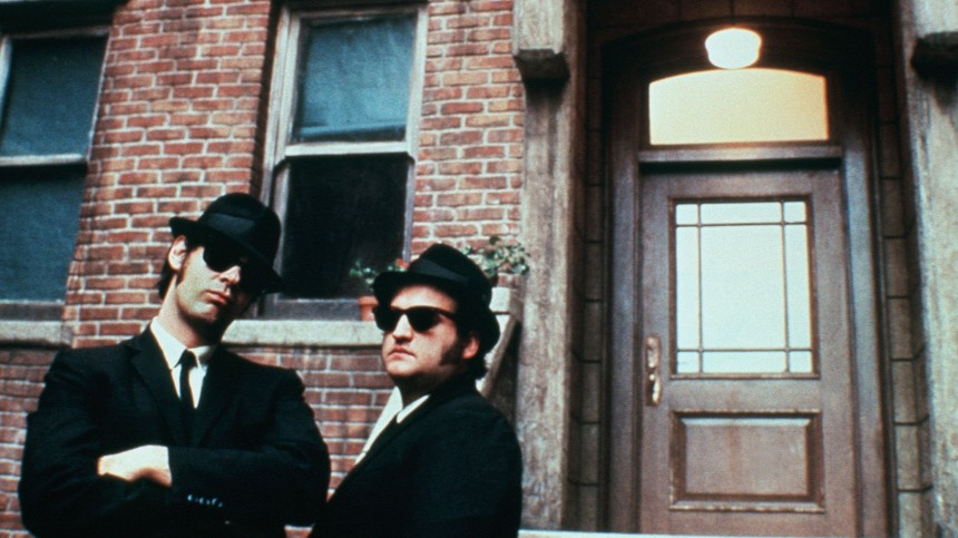 """ Blues Brothers """