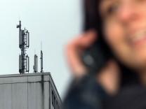Mobilfunkantenne - Elektrosmog
