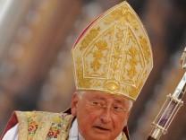 Gottesdienst mit Augsburger Bischof Mixa