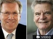 Präsidentenwahl: Wulff gegen Gauck