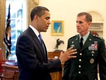 Medien: Top-Kommandeur McChrystal geht