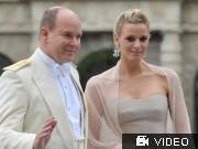 Verlobung von Fürst Albert von Monaco und Charlene Wittstock
