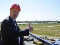 Sommerreise von MP Wulff durch Niedersachsen