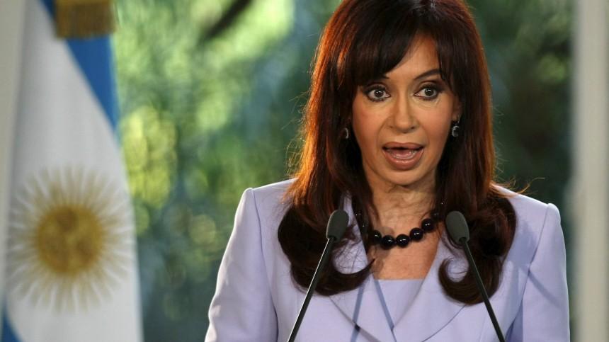 Argentinien kritisiert Öl-Suche vor Falklands