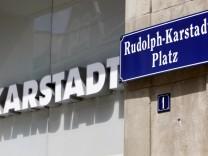 Erleichterung im Karstadt-Stammhaus Wismar