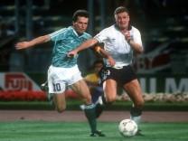 Deutschland - England 1990