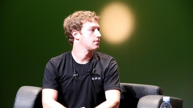 Mark Zuckerberg, Cannes Lions/Francois Durand