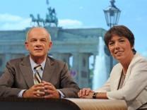 Margot Käßmann Gast bei Peter Hahne
