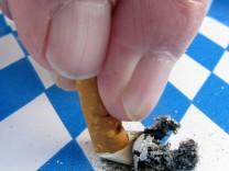 Volksentscheid Nichtraucherschutz Bayern