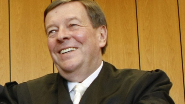 Strafrecht Wirtschaftsanwalt Feigen über Justiz