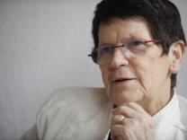 Rita Suessmuth haelt nichts vom Ruhestand