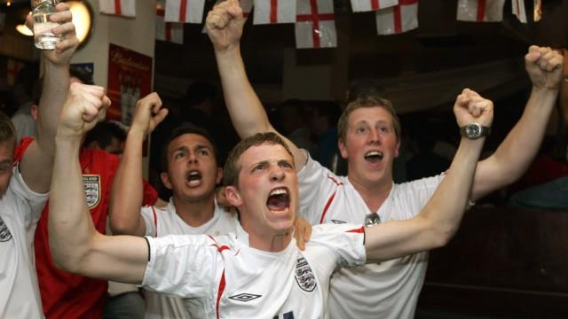 Fußball-WM WM 2010: Deutschland - England