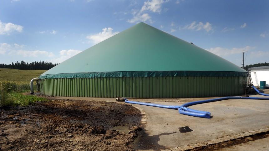 Biogasanlage Unfall in Biogasanlage