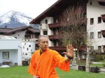 Shaolin Mönch Meister Zhen