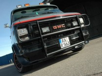 GMC Vandura, der A-Team-Van