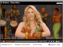 MyVideo Videoportal Shakira