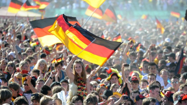 WM 2010 - Fan Fest Hamburg