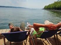Sommer am Starnberger See