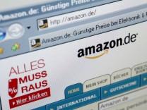 Kartellamt prueft Amazon-Geschaeftsbedingungen