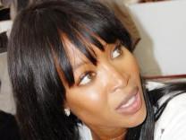 Naomi Campbell trauert um Mandela-Urenkelin