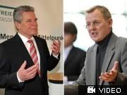 Bundespräsident: Die Linke - Erst beleidigt, dann wütend