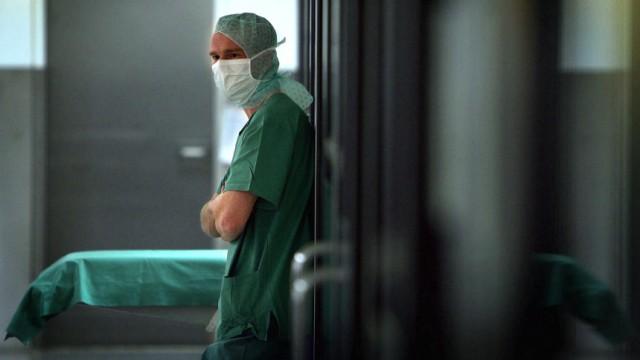 Ärzte-Streik Honorarstreit der Ärzte