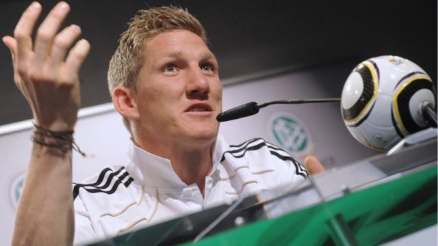 WM 2010: Pressekonferenz deutsche Nationalmannschaft