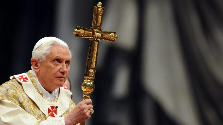 Vatikan, Mixa, Papst