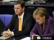 Merkel, Wulff und die Krise in der Koalition
