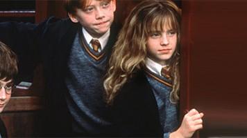 Filmszene Harry Potter, dpa