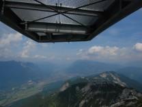Alpspix Alpspitze Osterfelderkopf Zugspitze