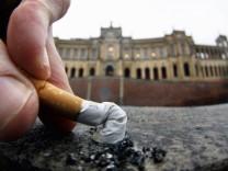 Gericht: Rauchverbot verstoesst nicht gegen bayerische Verfassung