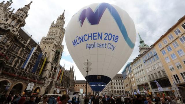 München wird offizieller Kandidat für Olympische Winterspiele 2018, 2010
