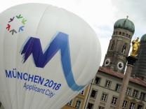 Muenchen ist offizielle Kandidatenstadt fuer Winterolympiade 2018