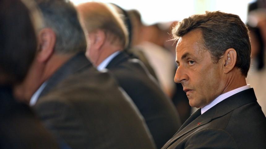Nicolas Sarkozy Skandale in Frankreich