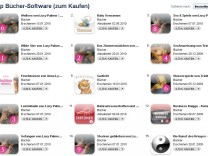 iTunes Screenshot Book-Apps