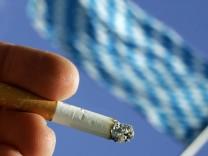 Voraussichtlich Verabschiedung des Nichtraucherschutzgesetzes