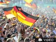 WM 2010; Videoflag