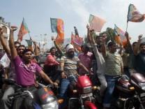 Proteste gegen Preiserhöhung in Indien