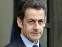 Sarkozy unter Verdacht:Schwarzgeld von Bettencourt?
