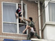 Rettungsaktion in China (rtr)