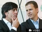"""WM 2010: Oliver Bierhoff - """"Nicht ohne Jogi Löw"""""""