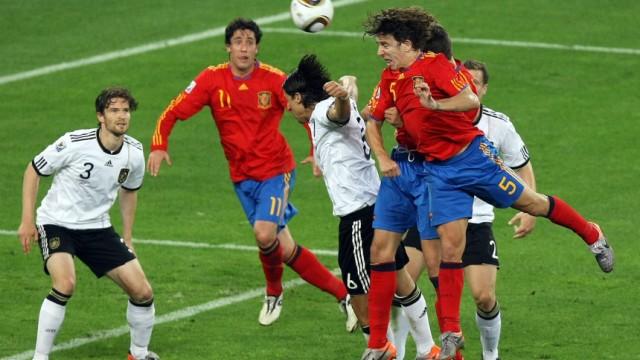 Fussball Wm Spanien Deutschland In Demut Ergeben Sport