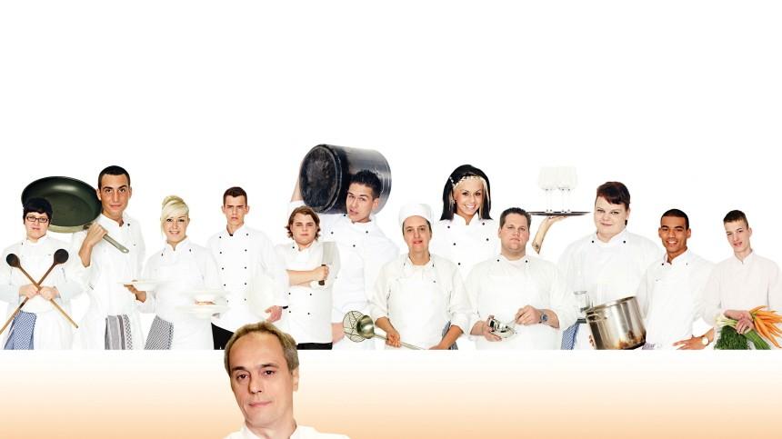 Kochshow RTL: Rach als Restauranttester